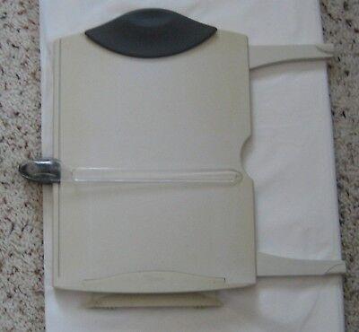 Fellowes Flex Arm Plastic Copyholder with line guide