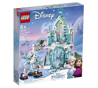 LEGO Disney 43172 Elsa's Magical Ice Palace from Frozen NEW SEALED