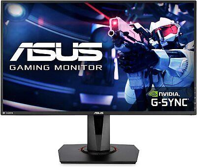 "Asus 27"" Widescreen 0.5ms DVI/HDMI/DisplayPort LED LCD Monitor VG278QR"