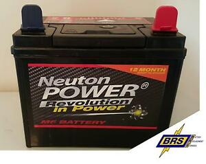 LAWN MOWER BATTERY NEW Croydon Park Port Adelaide Area Preview