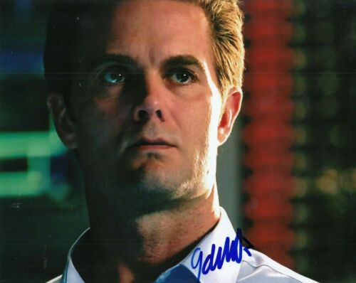 GARRET DILLAHUNT signed (FEAR THE WALKING DEAD) 8X10 photo John *PROOF* W/COA #6