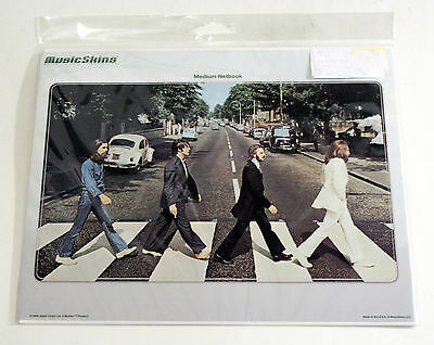 Musicskins Music Skins 9.4 X 5.8 Notebook Laptop Beatles Abbey Road Protector