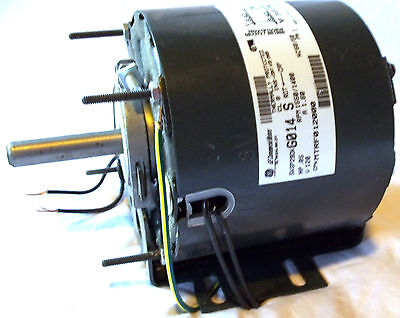 Ge commercial motors 120v 1550 1400rpm 05hp 5ksp29dk for Ge commercial motors 5kcp39fg