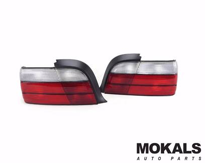 tail lights Pair white top for Bmw 3 series e36 coupe/convertible Smithfield Parramatta Area Preview