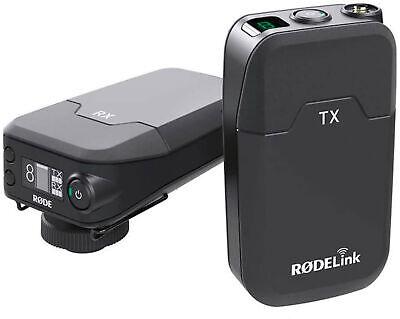 Rode RODELink Filmmaker Kit Camera-Mount Wireless System (2.4 GHz) (No Mic)