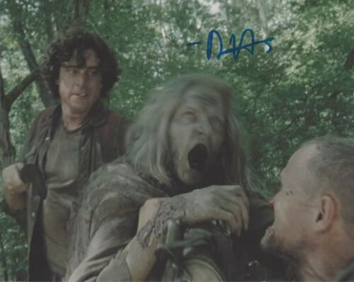 ACTOR DAVE DAVIS HAND SIGNED 8x10 PHOTO C w/COA THE WALKING DEAD TRUE DETECTIVE