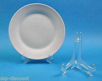 Tellerständer 2 Stück Tellerhalter Teller Ständer Halter bis Durchmesser 28 cm