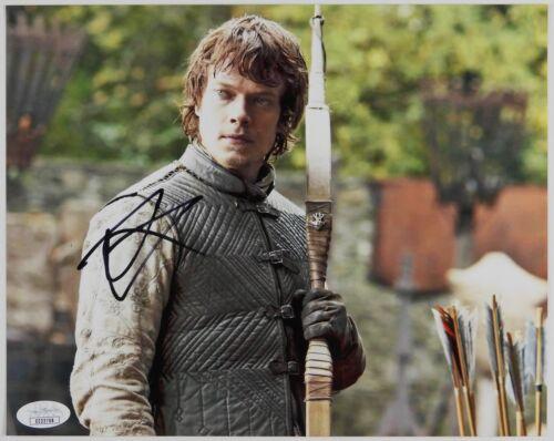 Alfie Allen Game Of Thrones Signed Autograph JSA COA 8 x 10