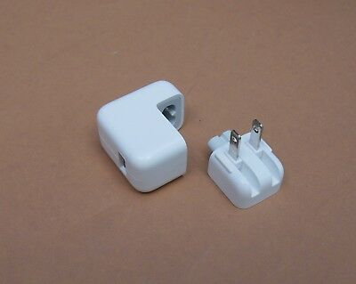 Original Apple USB Power Adapter Wall (US) Charger A1205