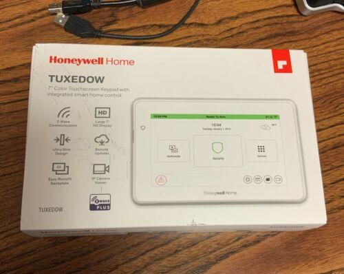 """Honeywell TUXEDO 7"""" Touchscreen Security and Smart Controller TUXEDOW"""