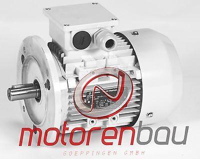 B14 Elektromotor Drehstrom-Motor IE2 Energiesparmotor 2,2 kW 1500 U//min