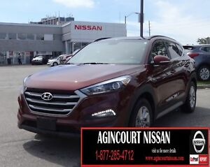 2018 Hyundai Tucson Luxury 2.0L AWD|NAVI|BLIND SPOT|LEATHER|P...