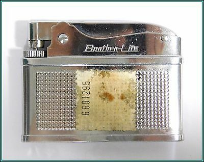 BROTHER LITE  - Mexican Cigarette Gas BUTANE Lighter -  N.O.S. - JUST SERVICED, used for sale  Shipping to United States