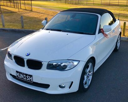 In Mill Park $21999 BMW convertible 118D 2012 Contact