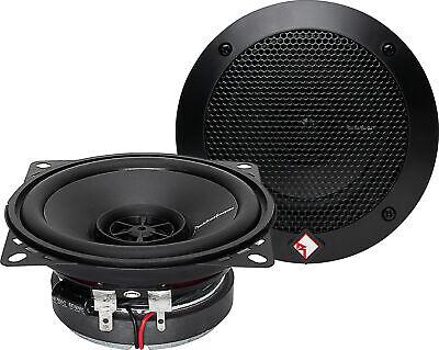 Rockford R169X2 6 x 9 Inches Full Range Coaxial Speaker, Set