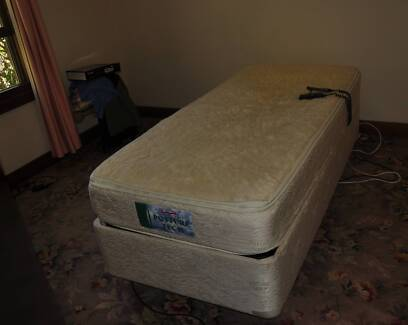 Single mobility and massage bed Benalla Benalla Area Preview