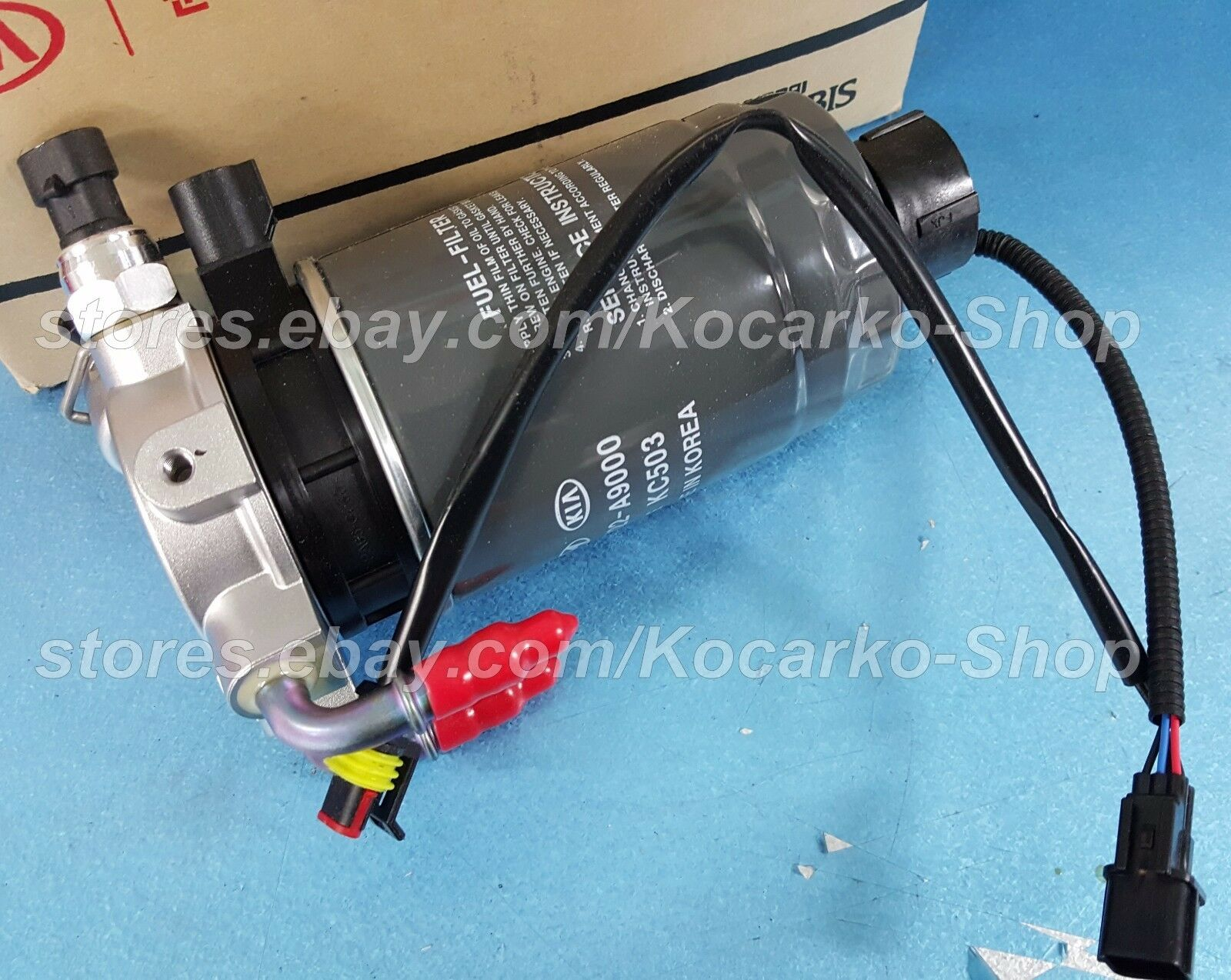Fuel Filters Ebayshopkorea Discover Korea On Ebay 2011 Kia Sorento Filter Location Oem Diesel Engine Assy All New Um 2015 31970c5900
