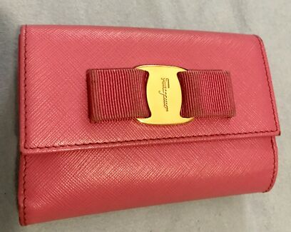 Salvatore Ferragamo Calf leather wallet