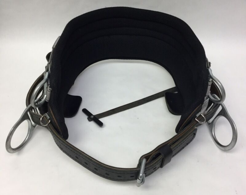 USED Buckingham 2019M Light Weight Full Float Body Belt - Size 28