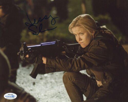 Jessy Schram Falling Skies Autographed Signed 8x10 Photo COA