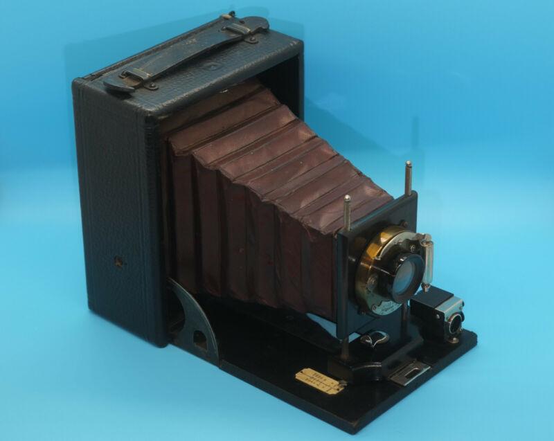 The Premo Camera Gem 4x5 Folder