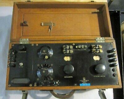 Vintage - Leeds Northrup Reference Junction Model 549763 Used