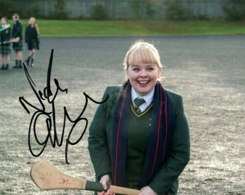 Derry Girls Nicola Coughlan Autographed Signed 8x10 Photo COA