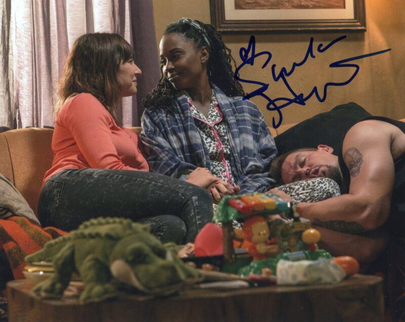 Shanola Hampton Shameless TV Show Veronica Fisher Signed 8x10 Photo w/COA #7