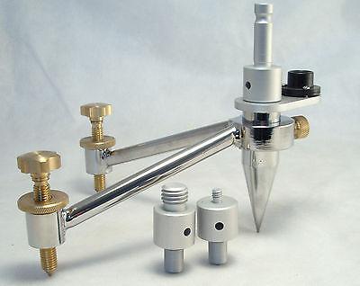 Professional Mini Tripod Adapters 14 58 Pin Case Total Station