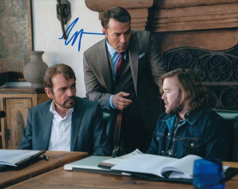 HALEY JOEL OSMENT signed (ENTOURAGE) Movie 8X10 *Travis McCredle* photo W/COA #2