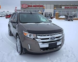 2013 Ford Edge Limited AWD - ONE TAX - NAVIGATION - LEATHER -...