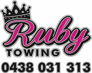 Ruby Towing - towing needs -  /  Penrith Penrith Area Preview
