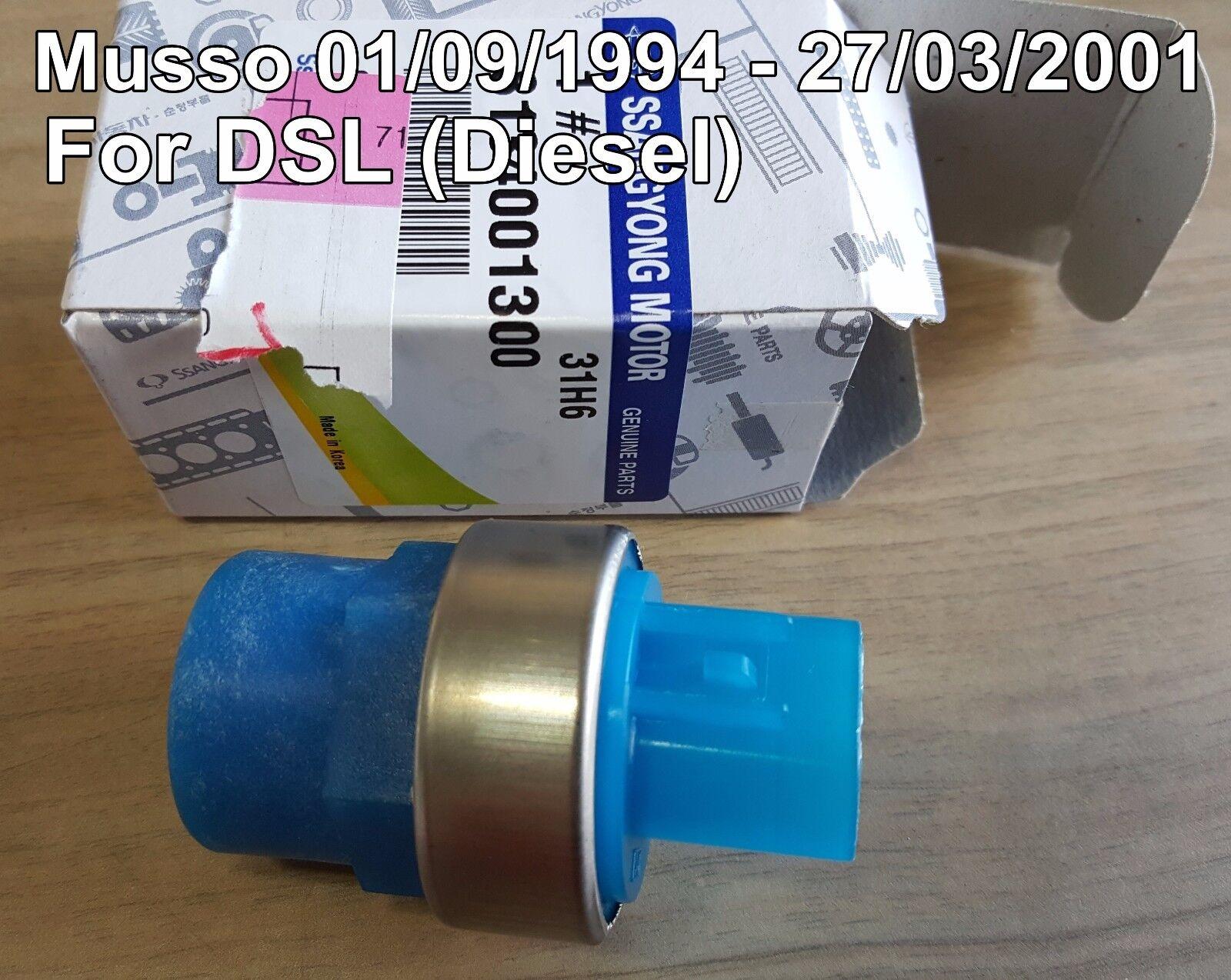 Genuine SPEED SENSOR ASSY FOR Ssangyong MUSSO KORANDO REXTON 16pulse 01~03