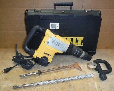 Clean Dewalt D25890k 19lb. - Sds Max Demolition Hammer Drill In Case Rk5
