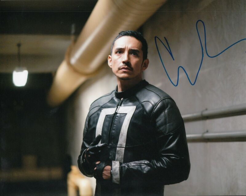 GABRIEL LUNA signed (AGENTS OF S.H.I.E.L.D.) 8X10 photo *Ghost Rider* W/COA #2