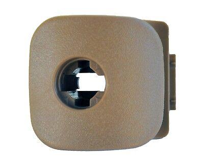 Glove Box Compartment Door Latch Release Lock Handle Cashmere Beige Tan Camel  Glove Compartment Door
