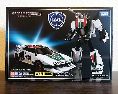 Takara Transformers Masterpiece Mp 20 Wheeljack Misb  No Reserve  Us Seller
