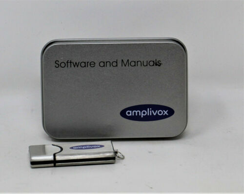Amplivox Audibase 5.5 Audiometry PC Software