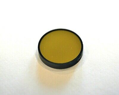 Oriel Instruments 25 Mm Drop In Microscope Filter Dichroic Pn 57893 2-dhw
