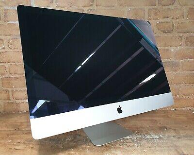 """Apple iMac 27"""" i5 4th Gen 3.20GHz Late 2013 1TB HDD 16GB RAM 308051"""
