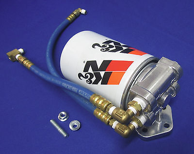 Fits Lincoln Welder Sa200 Oil Filter Upgrade Kit F163 Kn Derale Heavy Duty Usa