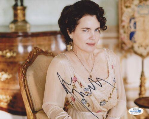 Elizabeth McGovern Downton Abbey Autographed Signed 8x10 Photo COA