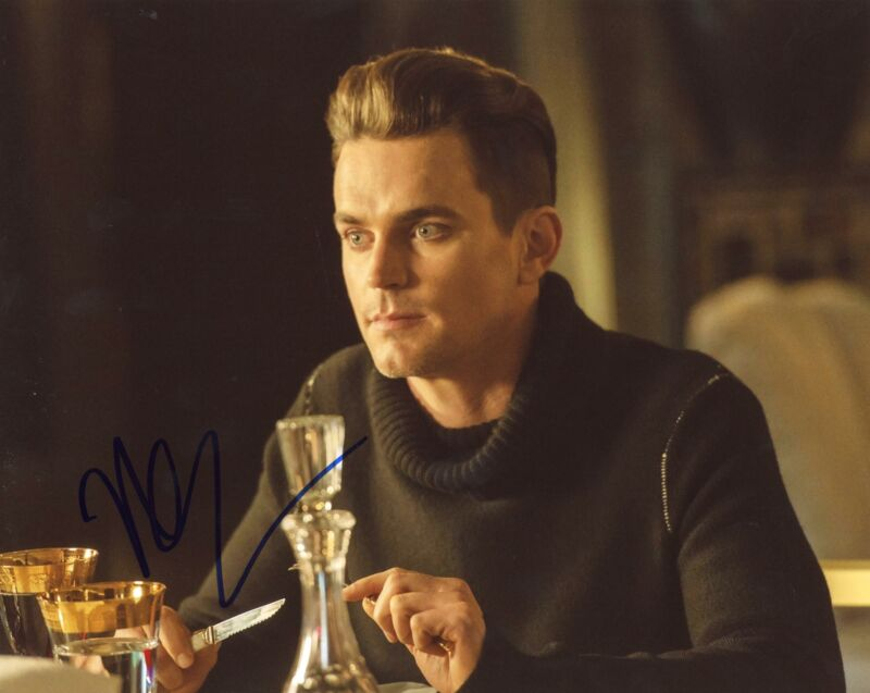 "Matt Bomer ""American Horror Story"" AUTOGRAPH Signed 8x10 Photo"