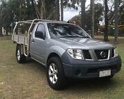 2009 Nissan Navara Ute RX D40 single cab Tweed Heads Tweed Heads Area Preview
