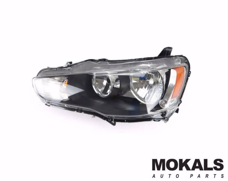 Headlight Left Side For Mitsubishi Lancer Cj 2014 Other Parts