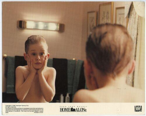 MACAULAY CULKIN, Home alone (1990), Lobby Card, f17229