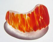 Beach Sea Glass Orange