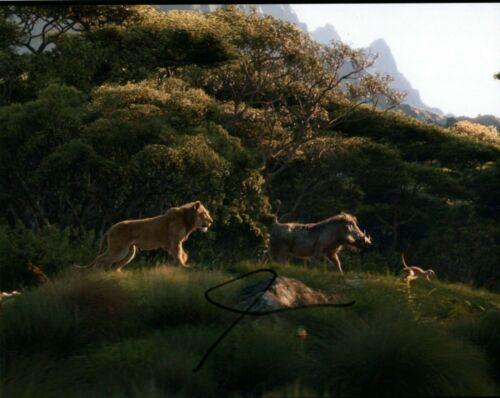 Seth Rogen Lion King Autographed Signed 8x10 Photo COA