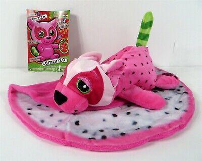 Cutetitos Fruititos Series 4 Lemurito Berrito Plush Stuffed Animal NEW