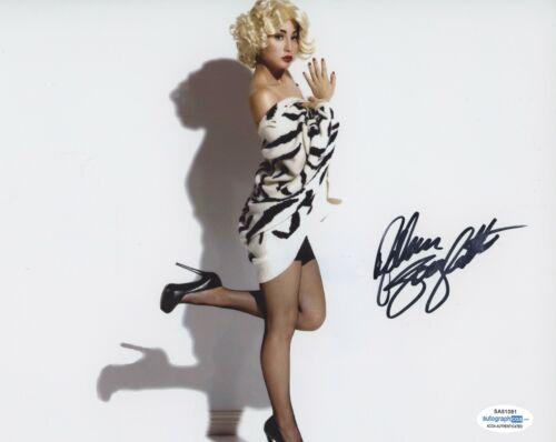 Allison Scagliotti Warehouse 13 Autographed Signed 8x10 Photo COA